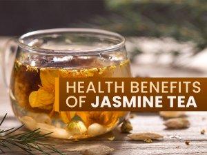 8 Amazing Health Benefits of Jasmine Tea