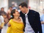 Sara Ali Khan And Akshay Kumar S Picture From Atrangi Re On Instagram