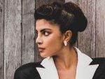 Priyanka Chopra Jonas Unique Hairstyle At The Fashion Awards