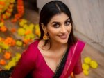Yashika Aannand Gives Wedding Makeup Goals With Her Latest Bold Look