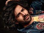 Dhamaka Actor Kartik Aaryan Flaunts Swag In Long Hair On Instagram