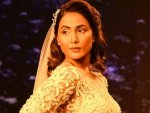 Hina Khan S Makeup And Hairstyle From Bombay Times Fashion Week