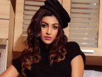 Yashika Aannand S Makeup Look On Instagram For New Year Eve