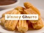 Disney Churro Recipe