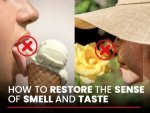 Effective Home Remedies To Restore The Sense Of Smell And Taste