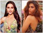 Tripti Dimri And Kriti Sanon Dresses On Instagram
