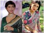 Sayani Gupta Shruti Haasan And Other Divas In Sarees