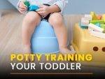 Tips For Potty Training Boys Vs Girls Age