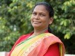 Bitiya Murmu Fights For Women Rights Santhal Tribe Oxfam India