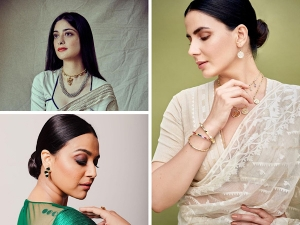 Swara Bhasker Kirti Kulhari And Other Divas In Sarees