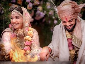 Virat Kohli And Anushka Sharma S Top Fashion Moments On Their Wedding Anniversary