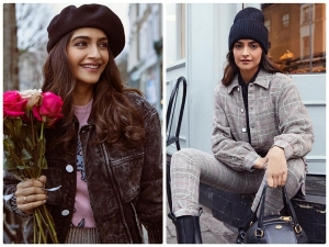 Winter Fashion Goals From Bollywood Fashionista Sonam Kapoor Ahuja