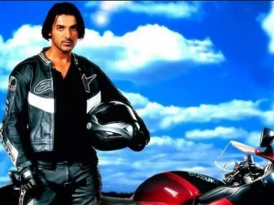 John Abraham S Iconic Hairstyle From His Film Dhoom