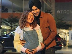 Neha Kakkar Announce Pregnancy With Rohanpreet Singh On Instagram