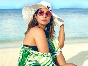 Yeh Rishta Kya Kehlata Hai Actress Hina Khan S Beach Look On Instagram