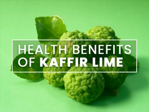 Health Benefits Of Kaffir Lime
