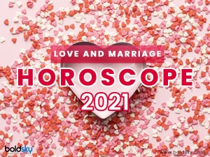 Yearly Love Marriage Horoscope Zodiac Signs