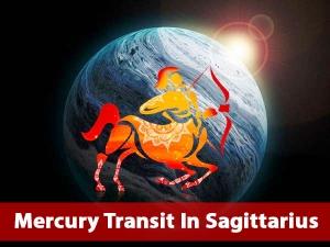 Mercury Transit In Sagittarius 2020 How It Will Affect Different Zodiac Signs