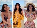 Sara Ali Khan Shanaya Kapoor Ananya Panday S Outfits On Instagram