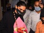 Deepika Padukone S Mask And Smokey Eye Makeup Look From Her Birthday Bash