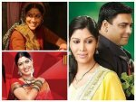 Sakshi Tanwar S Fashion In Kahaani Ghar Ghar Kii Bade Achhe Lagte Hain And Dangal