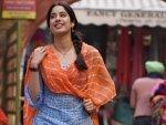 Janhvi Kapoor In Salwar Kameez In First Look Of Good Luck Jerry