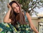 Malaika Arora S Nature Inspired Printed Maxi Dress And It S Price