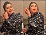 Priyanka Chopra Jonas Shares An Easy Diy Zoom Glam Tutorial Video On Instagram