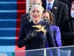Lady Gaga S Crown Braid Hairstyle From The Inauguration Day