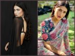 Shruti Haasan S Best Saree Looks From Her Instagram On Her Birthday