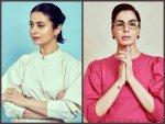 Rasika Dugal And Kirti Kulhari S Dresses On Instagram