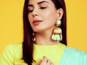 Criminal Justice Season 2 Actress Kirti Kulhari Nails Winter Look With Neon Green Eye Shadow