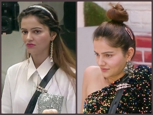 Rubina Dilaik S Hairstyles From The Recent Episodes Of Bigg Boss