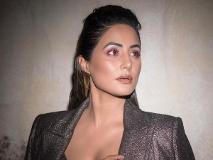 Yeh Rishta Kya Kehlata Hai Actress Hina Khan S Bold Pantsuit Look On Instagram