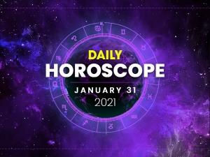 Daily Horoscope For 31 January