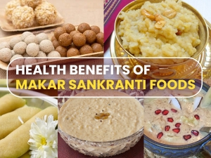 Health Benefits Of Foods Prepared During Makar Sankranti Lohri Pongal