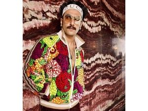 Ranveer Singh Flaunts Floral Jacket Look On His Instagram