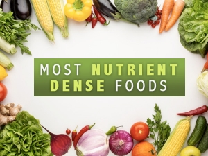 Most Nutrient Dense Foods On The Planet