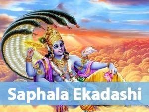 Saphala Ekadashi Date Muhurta Rituals Vrat Katha And Significance