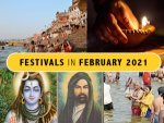 Festivals And Vrats In The Month Of February