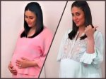 Kareena Kapoor Khan Gives Maternity Fashion Goals In Her Green And Pink Dresses