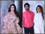 Nora Fatehi Riteish Deshmukh Genelia D Souza And Others At Lodha Luxury Launch Event