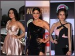 Surbhi Chandna Shweta Tiwari Shivangi Joshi At Others At Indian Television Academy Awards