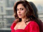 Saiyaan Ji Song Star Nushrat Bharucha S Red Ruffle Dress On Instagram