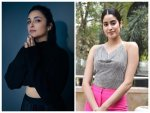 Janhvi Kapoor For Roohi Promotions And Parineeti Chopra For The Girl On The Train Promotions