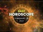 Daily Horoscope For 16 February