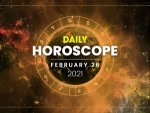 Daily Horoscope For 26 February