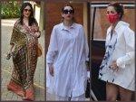 Kareena Kapoor Khan Karisma Kapoor And Malaika Arora S Latest Outfits