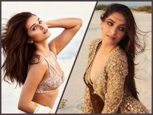 Tara Sutaria Sonam Kapoor And Other Divas In Arpita Mehta S Outfits