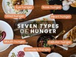 What Are The Seven Types Of Hunger And How To Deal With Them